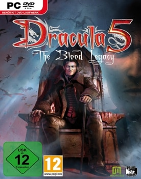 Dracula 5 The Blood Legacy PC ESPAÑOL