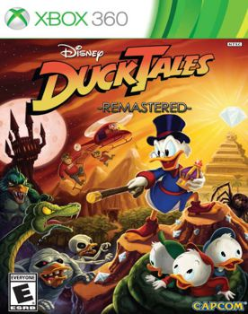 Ducktales Remastered Xbox 360 Espanol