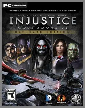 Injustice Gods Among Us Ultimate Edition PC ESPAÑOL