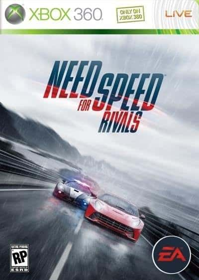Need For Speed Rivals XBOX 360 ESPAÑOL (Region FREE) XG...