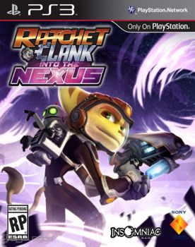 Ratchet And Clank Into The Nexus PS3 ESPAÑOL