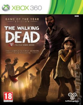 The Walking Dead GOTY XBOX 360 ESPAÑOL (Regio...