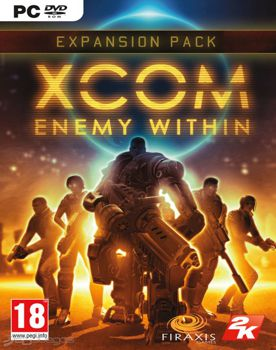 XCOM Enemy Within Commander Edition PC ESPAÑOL