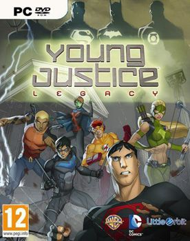 Young Justice Legacy PC ESPAÑOL