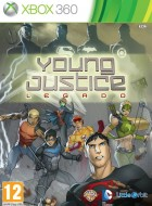 Young Justice Legacy XBOX 360 ESPAÑOL (Region FREE) XGD2 (iMARS)