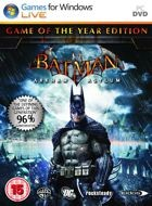 Batman Arkham Asylum Game Of The Year Edition PC ESPAÑOL (PROPHET)