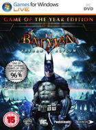 Batman Arkham Asylum Game Of The Year Edition PC ESPAÑOL (PROPHET)
