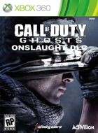 Call Of Duty Ghosts Onslaught DLC XBOX 360 (RGH/JTAG)-L...