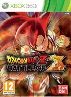 Dragon Ball Z Battle Of Z XBOX 360 ESPAÑOL (Region NTSC...
