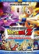 Dragon Ball Z La Batalla De Los Dioses BDRip 720p ESPAÑOL LATINO-JAPONES (2013)