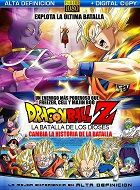 Dragon Ball Z La Batalla De Los Dioses BDRip 720p ESPAÑ...