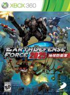 Earth Defense Force 2025 XBOX 360 (Region FREE) (XGD2) (iMARS)