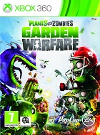 Plants VS Zombies Garden Warfare XBOX 360 ESPAÑOL