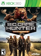 Cabela's Big Game Hunter Pro Hunts XBOX 360 (Region FREE) (XGD3) (COMPLEX)