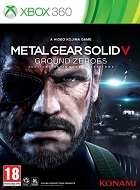 Metal Gear Solid V Ground Zeroes XBOX 360 ESPAÑOL