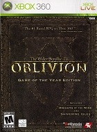 The Elder Scrolls IV Oblivion Game Of The Year Edition ...