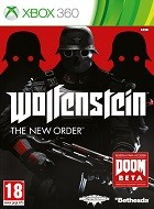 Wolfenstein The New Order XBOX 360 ESPAÑOL (Region FREE...