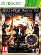 Saints Row IV Game Of The Century Edition XBOX 360 ESPAÑOL Descargar (Region FREE) (XGD3) (COMPLEX)