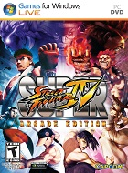 Super Street Fighter IV Arcade Edition Comple...