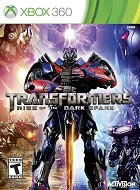 TRANSFORMERS Rise Of The Dark Spark XBOX 360 ESPAÑOL De...