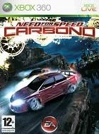 Need For Speed Carbono XBOX 360 (Region NTSC-U)