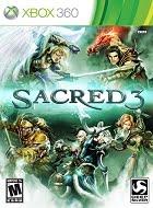Sacred 3 XBOX 360 ESPAÑOL (Region FREE) (STRANGE)