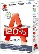 Alcohol 120% v2.0.3.8314 ESPAÑOL PC Full