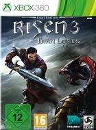 Risen 3 Titan Lords XBOX 360 ESPAÑOL (Region FREE) (COMPLEX)