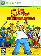 Los Simpson El Videojuego XBOX 360 (Region NTSC-U)