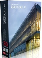 ArchiCAD v18 Build 3006 ESPAÑOL PC Diseño Arquitectónic...