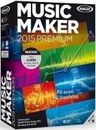 MAGIX Music Maker 2015 Premium (TBE) Crea Música Fácilm...
