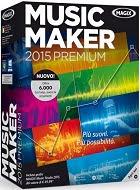 MAGIX Music Maker 2015 Premium (TBE) Crea Mús...