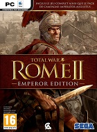 Total War ROME II Emperor Edition ESPAÑOL PC Full (PROPHET)