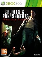 Crimes and Punishments Sherlock Holmes XBOX 360 ESPAÑOL (Region FREE) (COMPLEX)