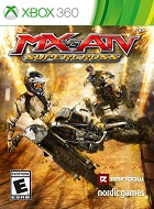 MX vs ATV Supercross Multilenguaje ESPAÑOL XBOX 360 (Region FREE) (COMPLEX)