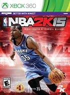 NBA 2K15 Multilenguaje ESPAÑOL XBOX 360 (Region FREE) (...