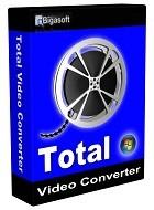 Bigasoft Total Video Converter v4.4.2.5399 Multilenguaje ESPAÑOL Convierte Archivos De Video y Audio a Otros Formatos