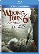 Wrong Turn 6 Last Resort (2014) 720p BDRip Inglés X264