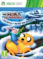 Hora De Aventuras El Secreto Del Reino Sin Nombre Multilenguaje ESPAÑOL XBOX 360 (Región FREE) (COMPLEX)