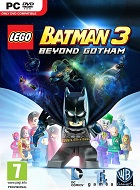LEGO Batman 3 Beyond Gotham Multilenguaje ESPAÑOL PC PR...