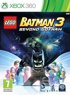 LEGO Batman 3 Beyond Gotham Multilenguaje ESPAÑOL XBOX 360 (Region FREE) (COMPLEX)
