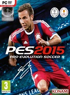 Pro Evolution Soccer 2015 PC Multilenguaje ESPAÑOL + Update v1.03 (RELOADED)