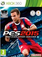 Pro Evolution Soccer 2015 XBOX 360 Multilenguaje ESPAÑOL LATINO Y CASTELLANO (Región NTSC-U Y PAL)