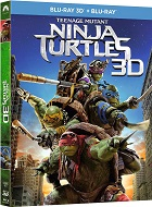 Las Tortugas Ninja (2014) 1080p 2D y 3D BD25