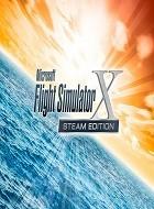 Microsoft Flight Simulator X Steam Edition Full PC (TiN...