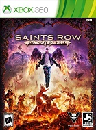 Saints Row Gat Out Of Hell XBOX 360