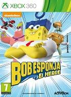 Bob Esponja El Heroe ESPAÑOL XBOX 360