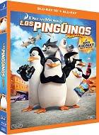 Los Pingüinos De Madagascar (2014) 1080p BD25 3D