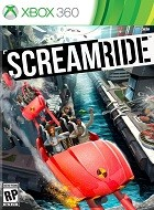 Screamride XBOX360 Cover Caratula