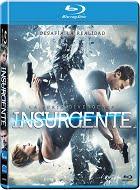 Insurgente Blu-ray Cover Caratula